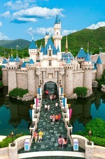 香港迪士尼乐园四日游