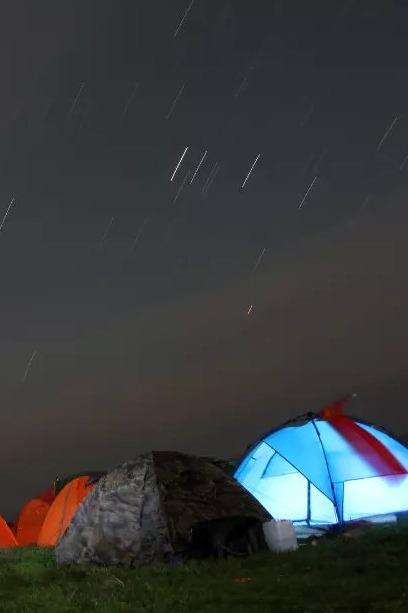 【登山徒步露营】10月24-25 歙县.石耳山登山徒步,露营