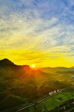 【露营,看日出】10月17-18 祁门 . 燕山登山徒步,露营