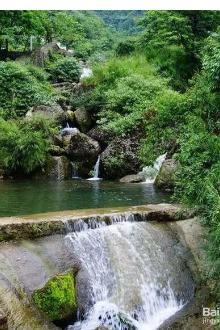 6月5日,周天宝狮湖徒步,玩水,吃桃子