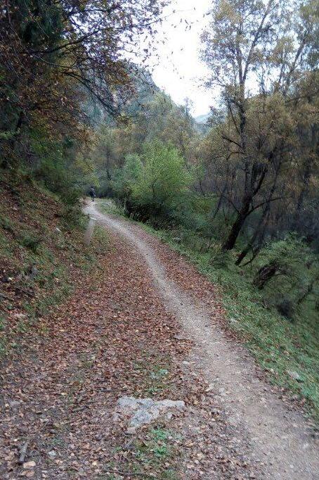 拦隆口至景阳24公里穿越活动