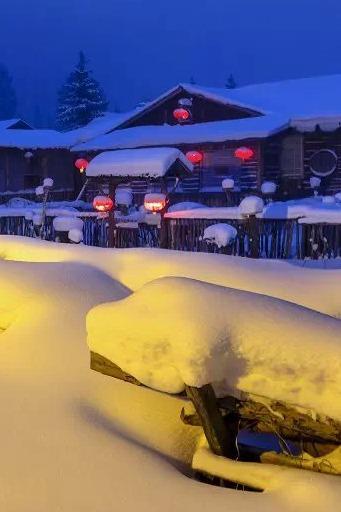 好运通国旅-雪乡3日游