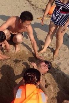 江西武宁西海金沙滩2日游