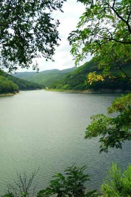 连川户外8月13日花红沟环绕.棠梨湖休闲活动