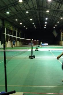 每周二周五岑村教练场羽毛球活动