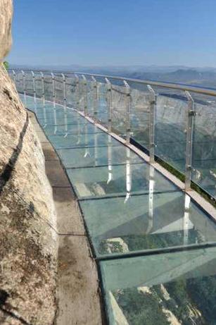 3月12号 周六 平谷天云山,挑战全国最长玻璃栈道