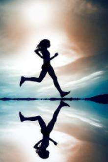 巴滨路夜跑—-奔跑吧青春