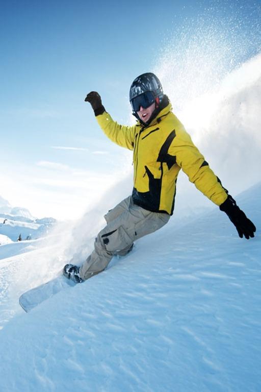 毛家峪 避开帝都人满为患的滑雪场