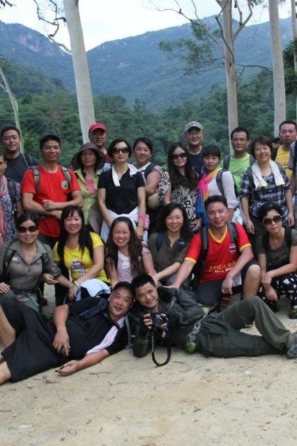 20150904群活动惠东狮子岛海岸线穿越