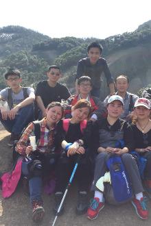 2015年4月8号爬紫金山