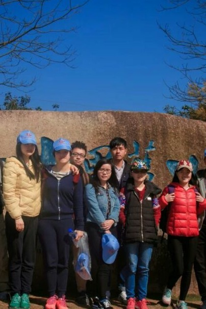 【穿越之旅】5月15日 十里蓝山 反穿仙灵旗一日游