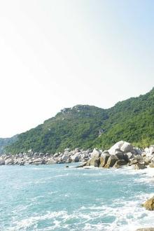 1月1号深圳鹿港至鹅公湾海岸线穿越一日游活动
