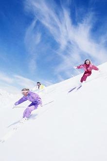 2015滑雪季#只想和你一起做最浪漫的事!