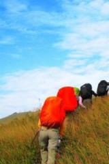 兴安摩天岭徒步