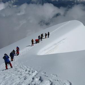 【江湖户外】哈巴雪山!超越自我!圆你的雪山攀登梦!