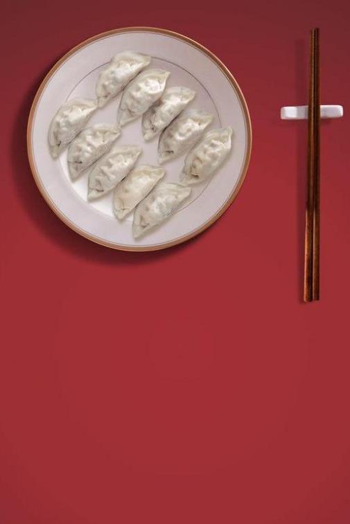 """唯有美食与爱不可辜负——""""爱饺子"""""""