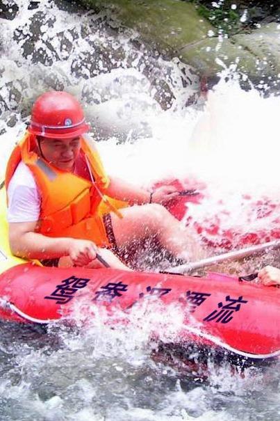 7月11、12京山鸳鸯溪漂流节