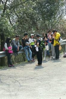 4月24日七子山~上方山简单徒步