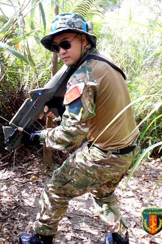 【真人CS-丛林狩猎季】征战大型丛林情景模拟战场