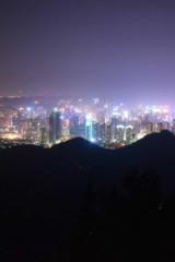 每周六夜袭黔灵山赏夜景
