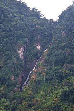 【一行户外】徒步白沙穿越丛林观双龙瀑布招集