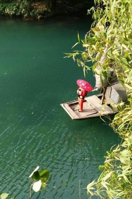 三峡人家一日游