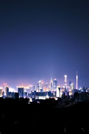 魅力广州-白云山