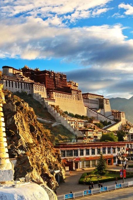 2015年4月25日我们一起去西藏可好