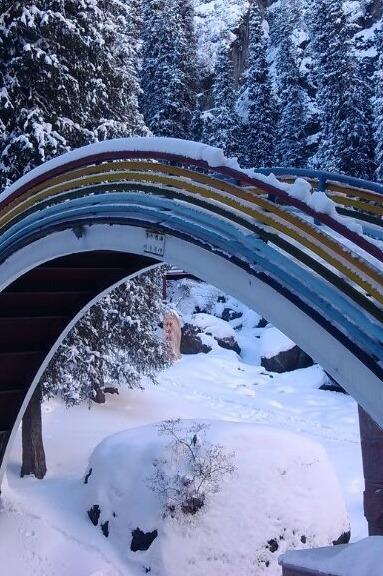 12.19日与您相约彩虹桥,观冬日冰瀑、忆冰河童趣