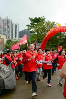 阳江海陵岛环岛国际马拉松赛!我来了!