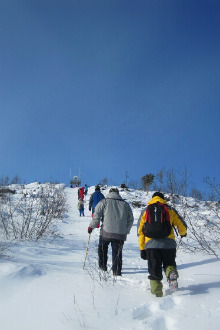 2015攀登呼伦贝尔最高峰-奥克里堆山探险活动