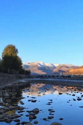 去看最美的雪山—稻城亚丁