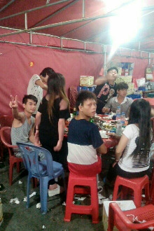 长汀青春梦聚会(立秋)聚餐