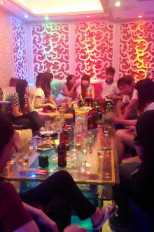 长汀k歌聚会