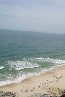 醉美黑排角海岸线穿越