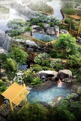 4月4日惠州阿尔卑斯小镇、感受异域风情+怡情谷温泉