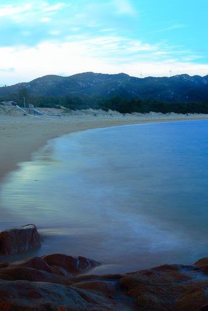015年8月15日、16日 霞浦大京海滩+海上仙都太姥山