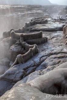 1月16日-17日出行山西平遥古城、黄河壶口瀑布