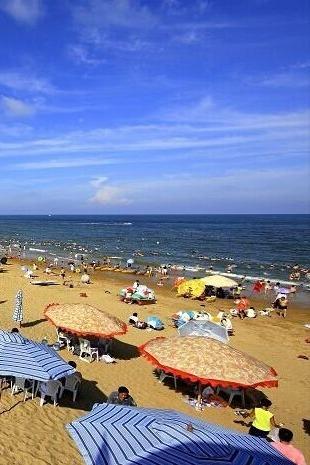 7月3日-5日周末 出行山东日照海滨看海亲子游
