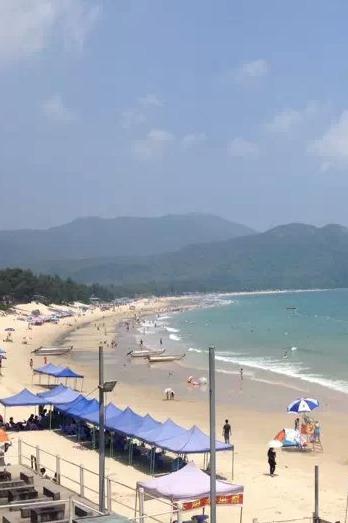 8月23日深圳西冲海滩一天