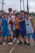 西城一小篮球友谊会