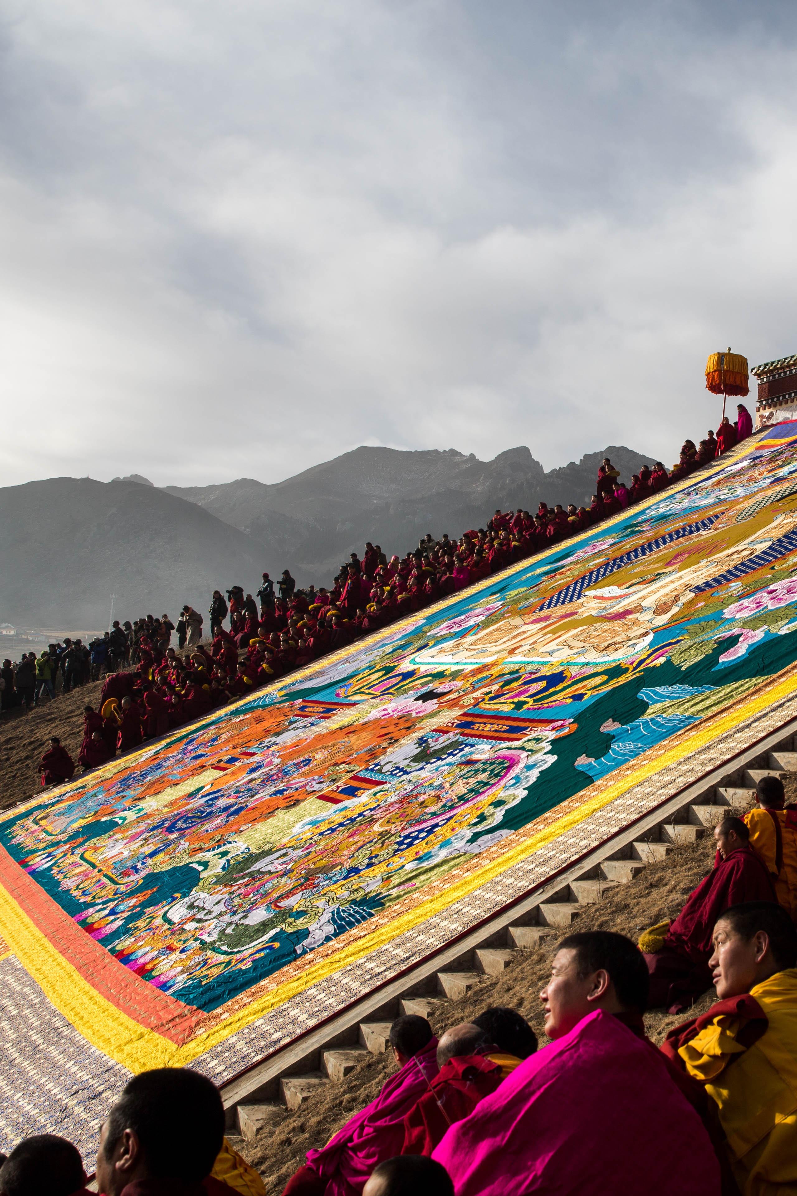 行走的力量——圣地郎木寺之旅