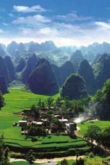 黔西南、桂西北摄影采风活动
