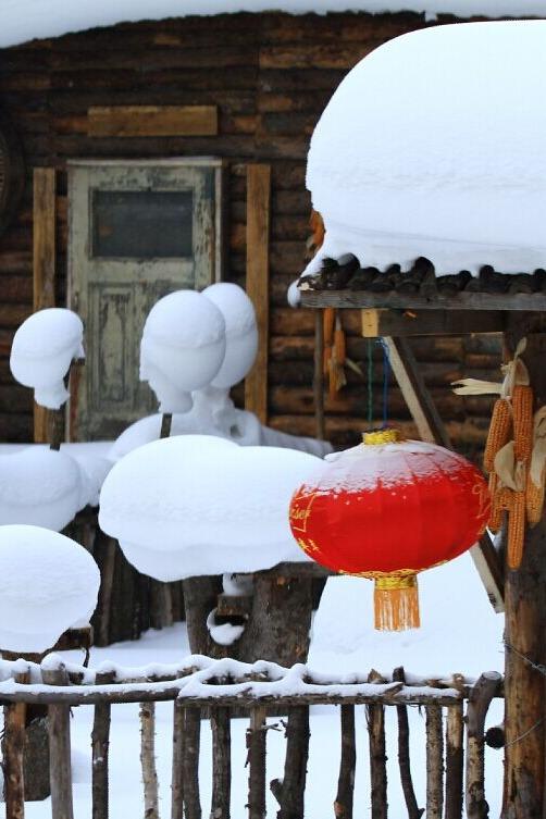 雪谷雪乡两日游