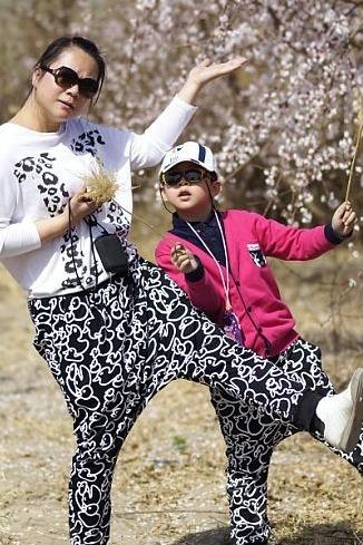 4月6日吐鲁番红柳河峡谷-踏青赏杏花一日亲子游!