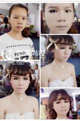 型美化妆培训中心-韩式新娘公开课