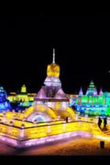 哈尔滨冰雪大世界,索菲亚教堂,中央大街,关东古巷