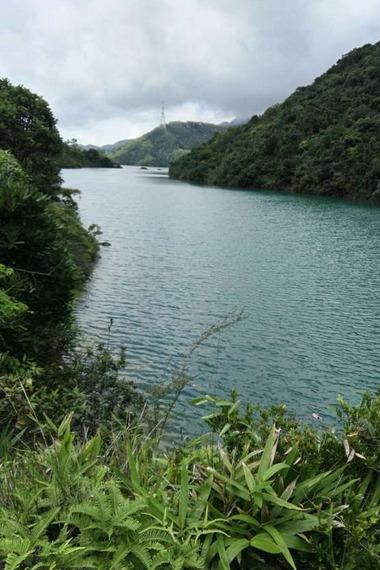10月16日探索台山十字河徒步摄影休闲活动