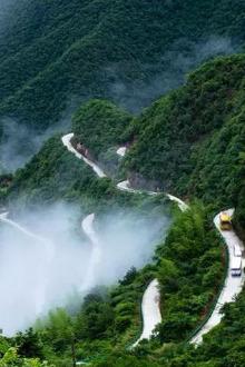 摩旅穿越浙北皖东南三日游