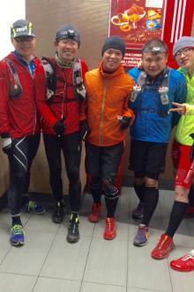 2月7日星期六岳麓山15公里越野跑